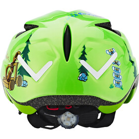 ABUS Anuky Cykelhjelm Børn grøn